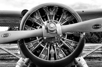 Aircraft Radial Engine